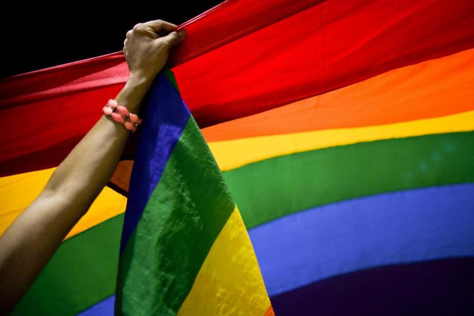 Une association pro-LGBT au... (photo luis robayo, archives agence france-presse)