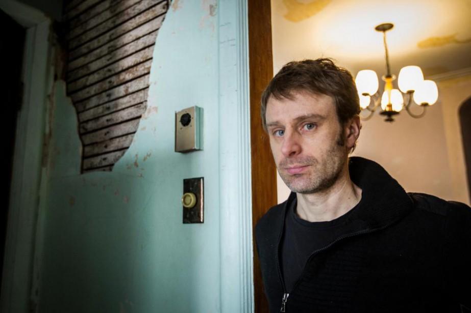 Nicolas Dickner... (Photo Olivier PontBriand, Archives La Presse)