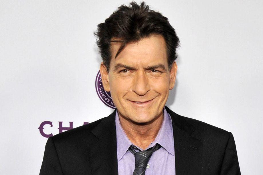 L'ancienne star de la télévision américaine Charlie Sheen... (PHOTO ARCHIVES AP)