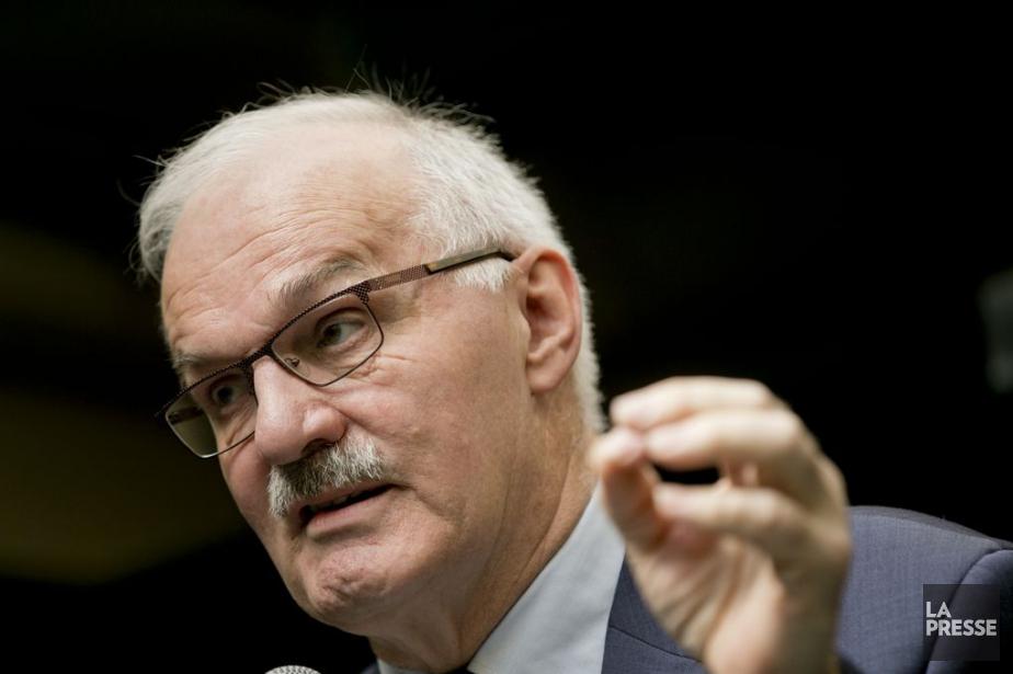 Me Jean-Pierre Ménard.... (Photo Archives La Presse)