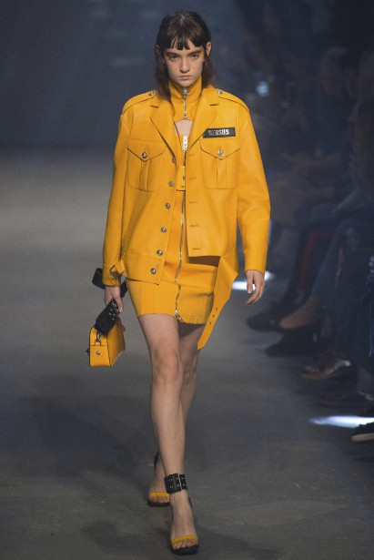 Collection Versace's Versus (AFP, Justin Tallis)