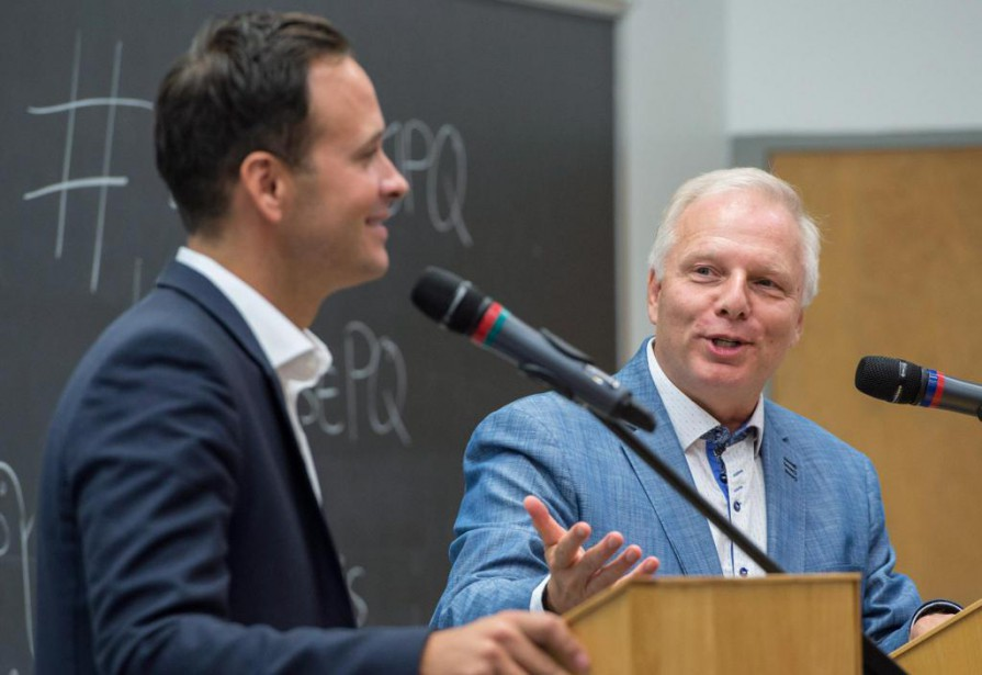 «Alexandre Cloutier a reçu l'appui de la majorité... (Photo Paul Chiasson, archives La Presse Canadienne)