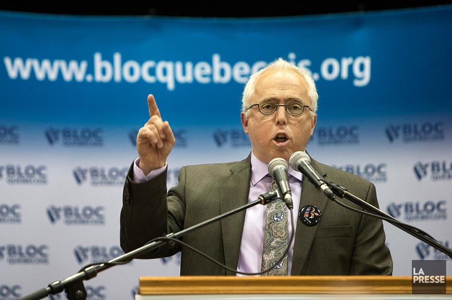 Président du conseil exécutif de la circonscription et... (PHOTO ROBERT SKINNER, ARCHIVES LA PRESSE)