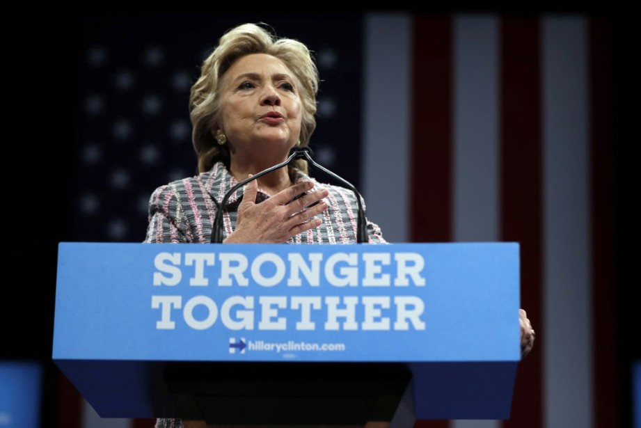 Hillary Clinton... (PHOTO Matt Rourke, AP)