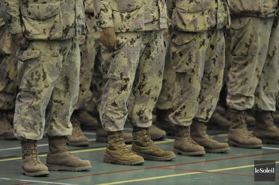 Un audit à la Défense nationale... (PHOTO PATRICE LAROCHE, ARCHIVES LE SOLEIL)