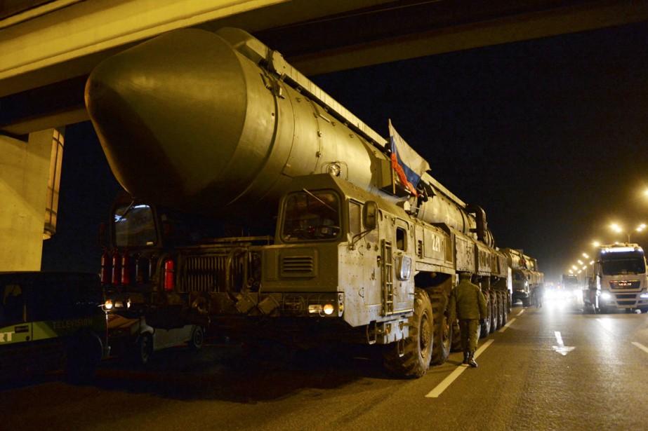 Moscou a suspendu lundi un accord avec les... (photo Pavel Gerasimov, REUTERS)