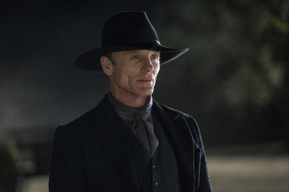 Ed Harris dans la série Westworld... (PhotoJohn P. Johnson, archives Associated Press)