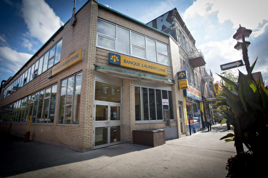 Les 24petites et moyennes banques canadiennes, dont laBanque... (Photo Olivier Jean, Archives La Presse)