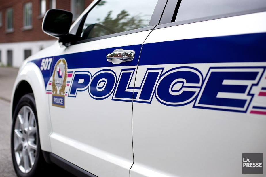 La police espère ainsi sensibiliser la clientèle à... (PHOTO SARAH MONGEAU-BIRKETT, ARCHIVES LA PRESSE)