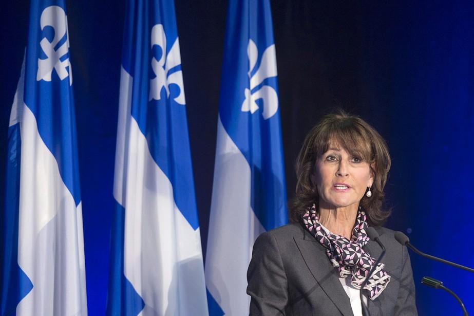 La ministre de l'Immigration, de la Diversité et... (Photo Ryan Remiorz, archives PC)