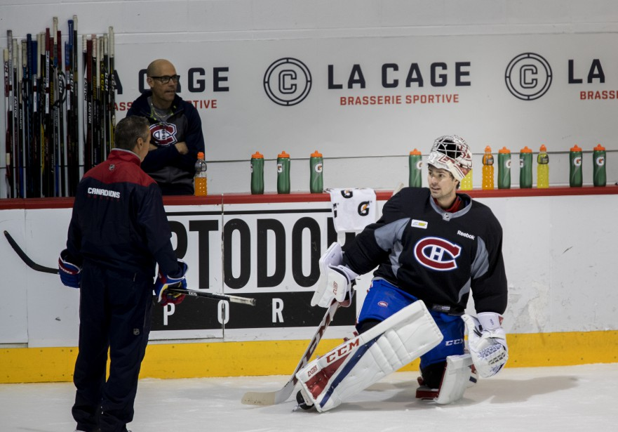 Carey Price (Photo Marco Campanozzi, La Presse)