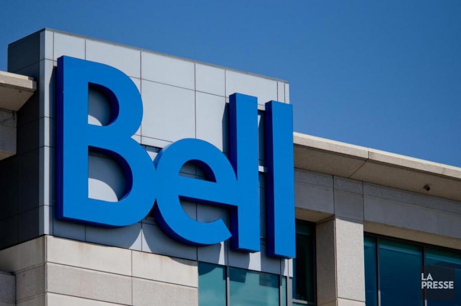 Selon le requérent, Bell a fait de la... (Photo David Boily, Archives La Presse)