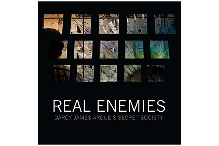 Real Enemies, de Darcy James Argue's Secret Society... (Image fournie par la maison de disques)