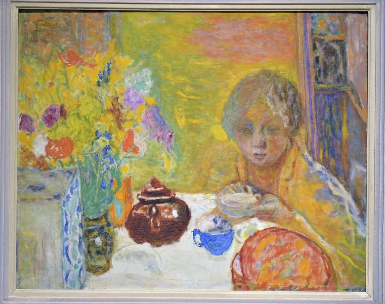 <i>Le déjeuner</i>, 1932. Huile sur toile, 68 x 84 cm (Le Soleil, Patrice Laroche)
