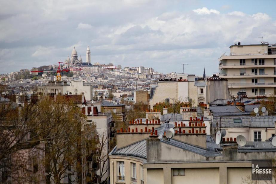 Dans Métronome 2,Lorànt Deutsch raconte l'histoire de Paris... (PHOTO DAVID BOILY, Archives LA PRESSE)
