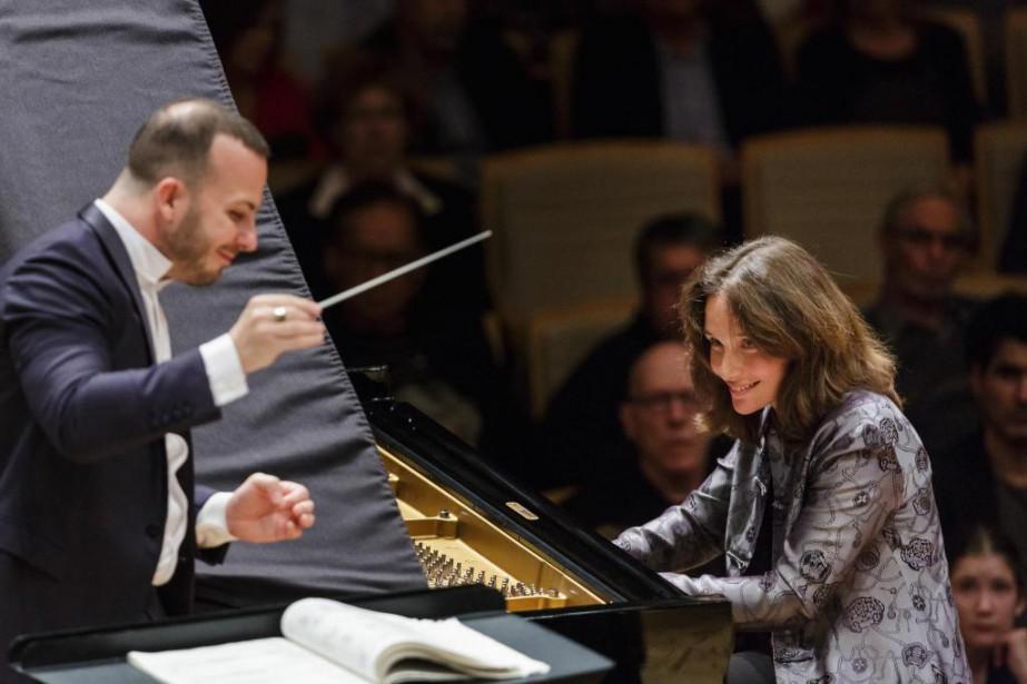 L'Orchestre Métropolitain a présenté, hier soir, la Symphonie... (PHOTO ULYSSE LEMERISE, COLLABORATION SPÉCIALE)