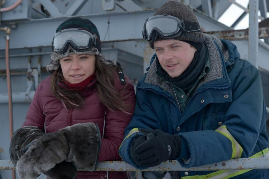 Tatiana Maslanyet Dane DeHaan dansTwo Lovers and a... (Photo fournie par Max Films)