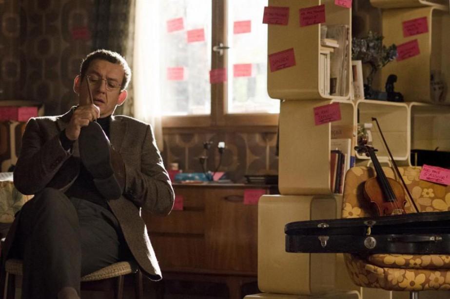 Dany Boon dans Radin!, un film deFred Cavayé.... (Photo fournie par Mars Films)