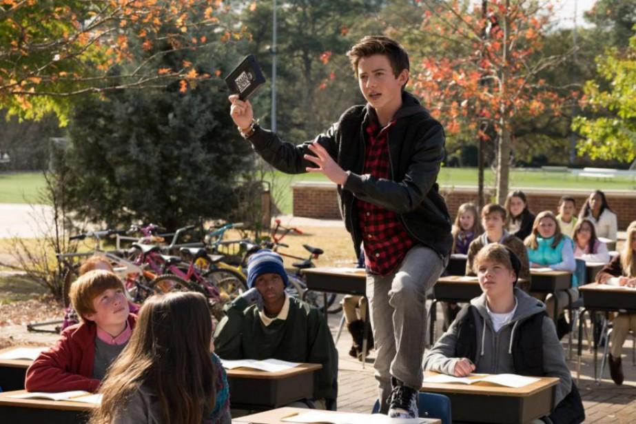 Griffin Gluck dans Middle School-The Worst Years of... (Photo Frank Masi, fournie par CBS Films)