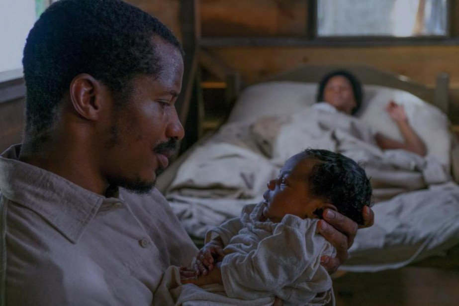 Nate Parker et Aja Naomi King dans The Birth... (PHOTO FOURNIE PAR FOX SEARCHLIGHT PICTURES)