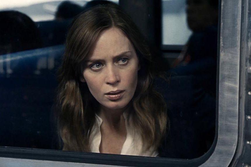 Emily Blunt dans The Girl on the Train... (Photo fournie par Universal Studios)