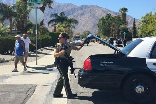Aucune information n'a filtré sur les circonstances de... (Photo Omar Ornelas, AP/The Desert Sun)