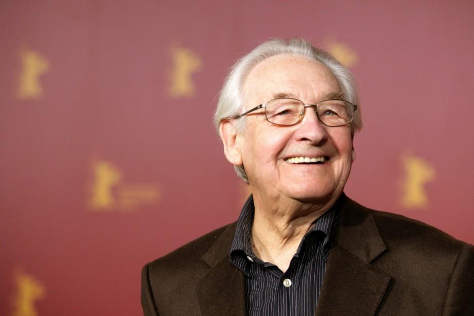 Le cinéaste polonais Andrzej Wajda, en 2006 au... (Photo JOHANNES EISELE, AFP)