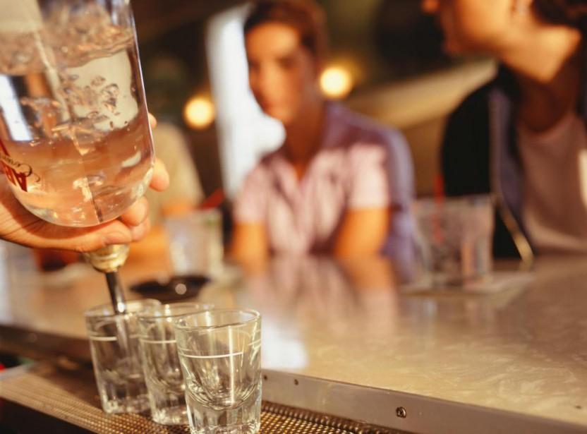 «Ayez une amie alerte lors de soirées trop... (Photo Thinkstock)