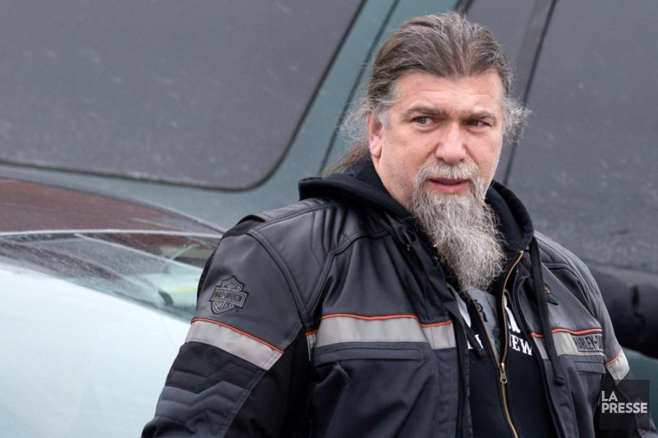 Salvatore Cazzetta, influent Hells Angels de la section de... (Photo Archives La Presse)