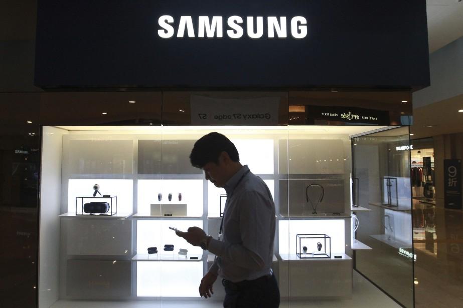 Samsung table désormais sur un bénéfice opérationnel de... (AP)