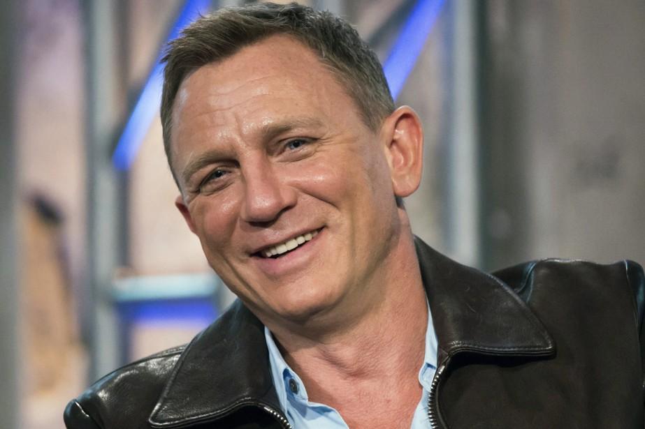 Daniel Craig ne semble pas prêt à abandonner son rôle de... (PHOTO ARCHIVES AP)