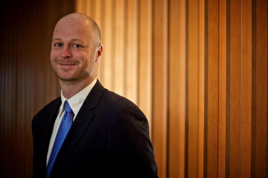 Guillaume de Tilly-Dion, directeur, services-conseils et financement pour... (PHOTOANDRÉ PICHETTE, La Presse)