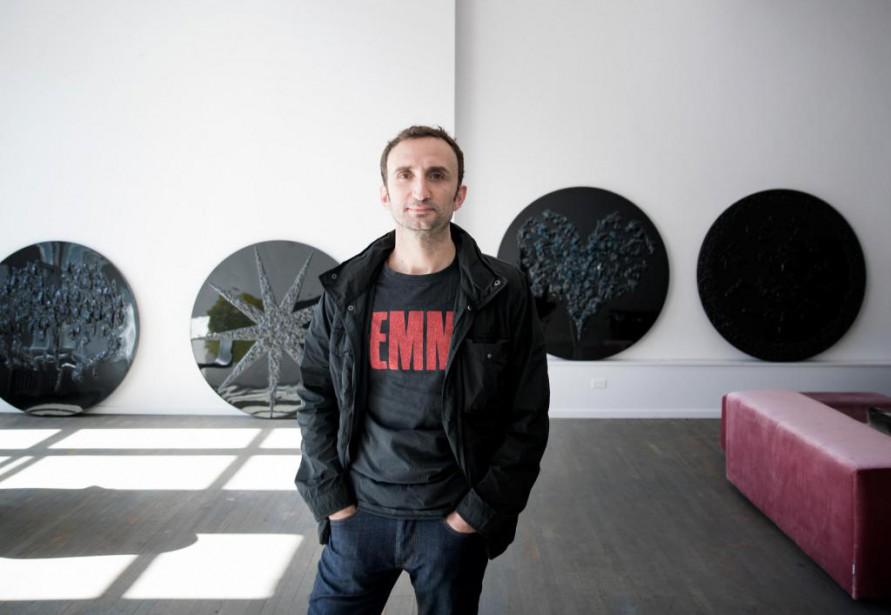 Thomas Duperré, cofondateur de Haricot.ca, connaît bien le... (PHOTO MARCO CAMPANOZZI, LA PRESSE)