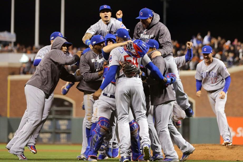 Pour la deuxième année consécutive, les Cubs de... (Photo John Hefti, USA Today Sports)