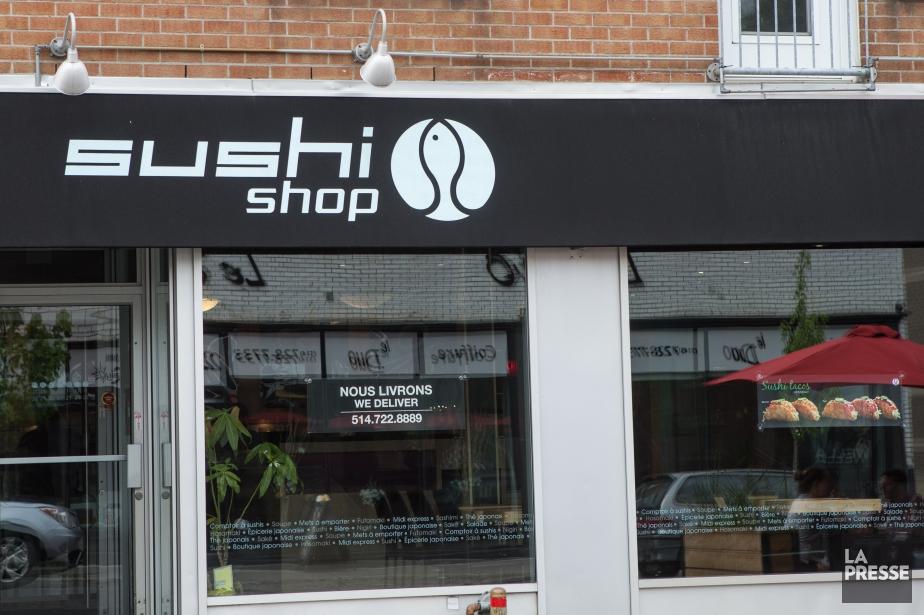 La société montréalaise spécialisée dans la restauration rapide... (PHOTO HUGO-SEBASTIEN AUBERT, ARCHIVES LA PRESSE)