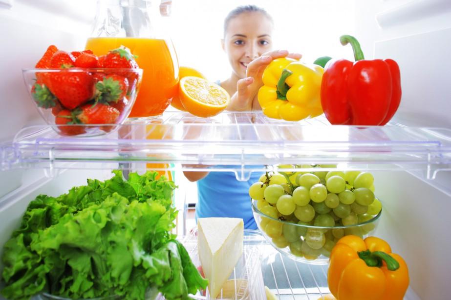 Vos légumes flétrissent, vos fruits moisissent, vos laitues... (PHOTO THINKSTOCK)