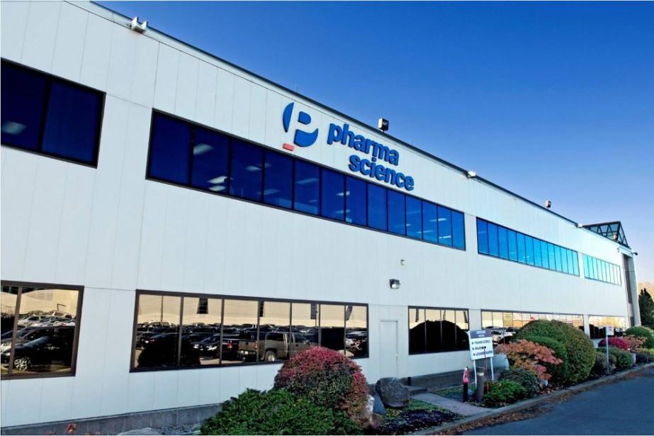 La société fondée en 1983 par le pharmacien... (Photo fournie par Pharmascience)