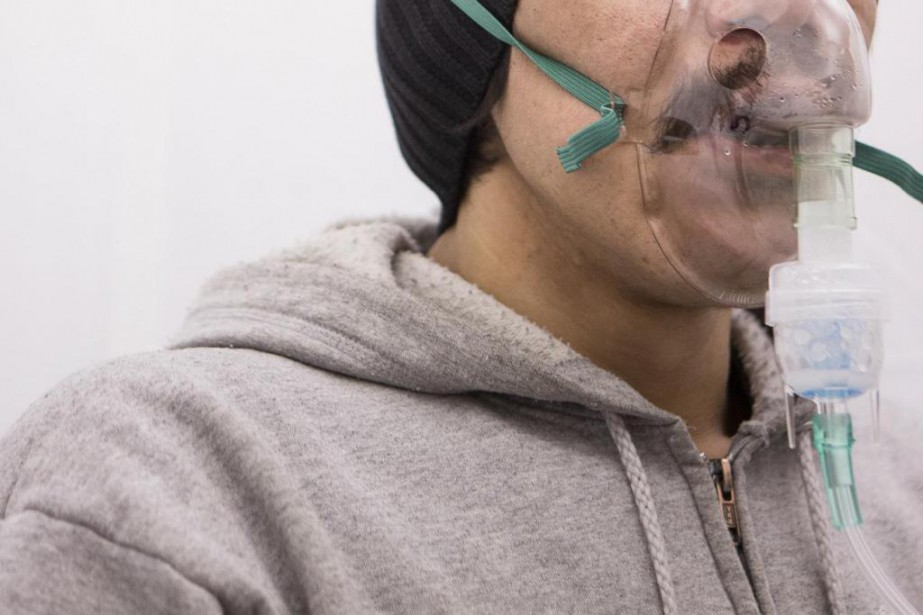 Les symptômes de la tuberculose sont multiples, mais... (PHOTO OLIVIER PONTBRIAND, LA PRESSE)