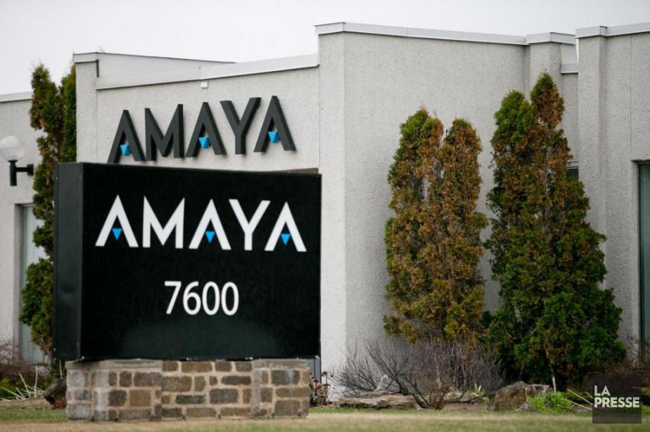 Amaya et William Hill ont confirmé, vendredi dernier,... (Photo David Boily, Archives La Presse)