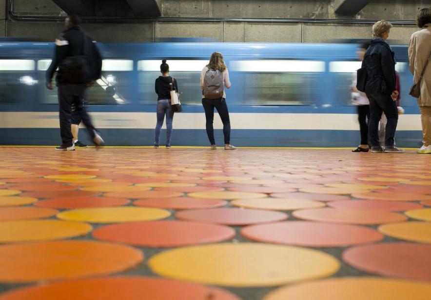 «Le métro est le projet qui a jeté... (PHOTO FRANÇOIS ROY, ARCHIVES LA PRESSE)