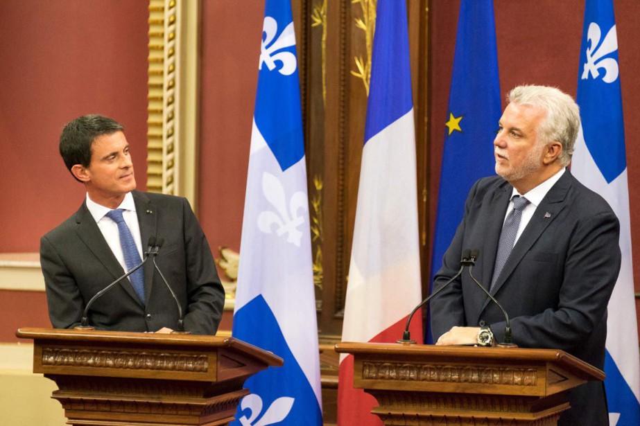 «Il y a des discussions au moment même... (Photo AFP)