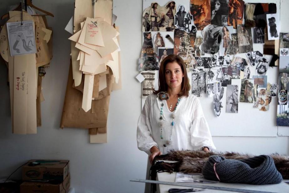 Mariouche Gagné a créé Harricana en 1994. Son... (Photo Marco Campanozzi, La Presse)