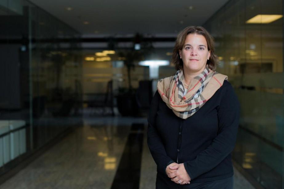 Détentrice d'un doctorat en sciences biomédicales de la... (PHOTO EDOUARD PLANTE-FRÉCHETTE, LA PRESSE)