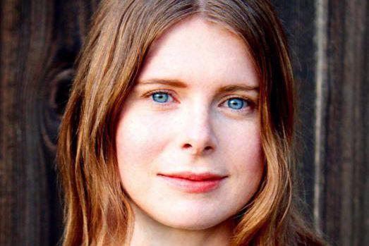 Emma Cline... (Photo tirée du siteinternet de l'auteure)
