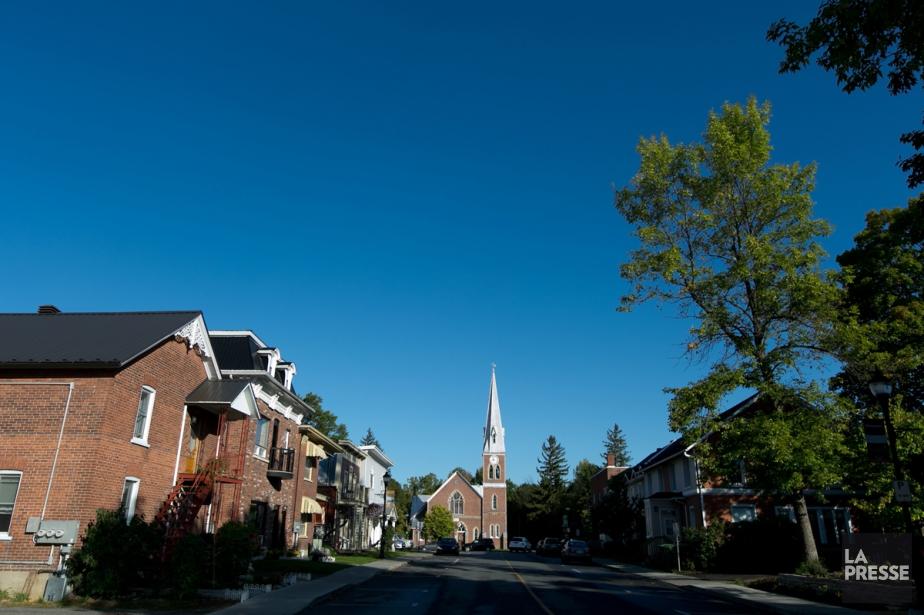 Ormstown s'est classé parmi les huit plus beaux... (PHOTO FRANÇOIS ROY, LA PRESSE)