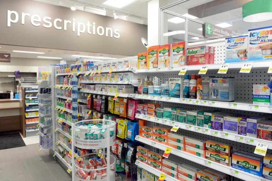 Santé Canada souhaite faire le ménage sur les... (PHOTO BERNARD BRAULT, ARCHIVES LA PRESSE)