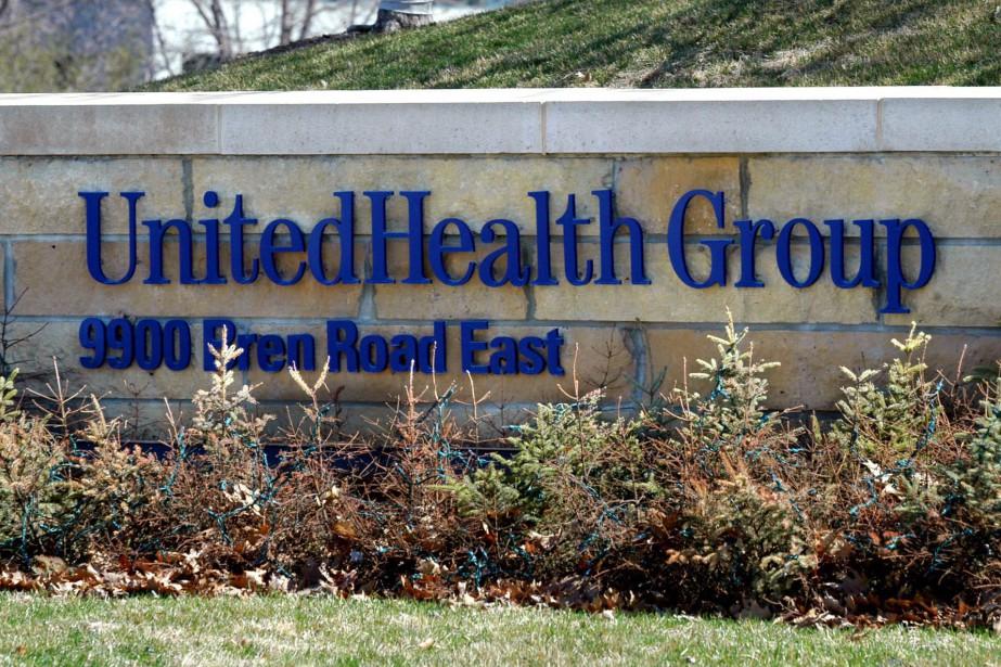 L'assurance maladie est la principale activité de UnitedHealth,... (PHOTO ARCHIVES BLOOMBERG)