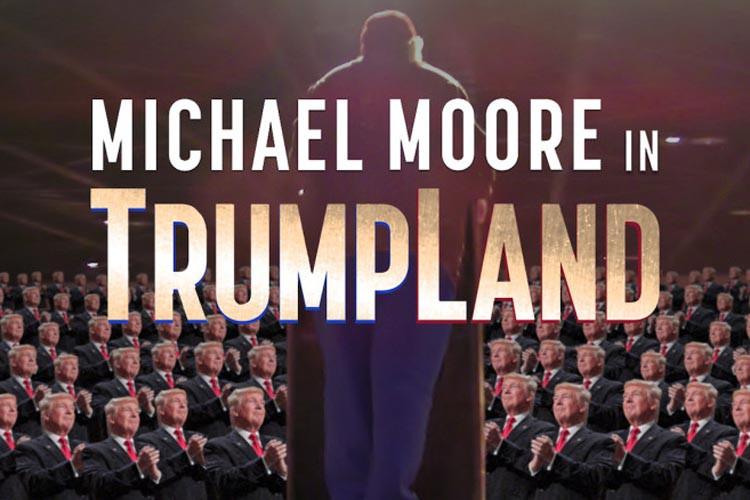 Le documentariste engagé Michael Moore a annoncé la sortie surprise d'un...