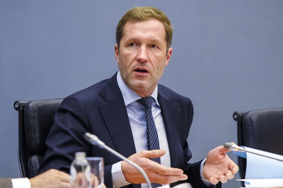 Le ministre-président de la Wallonie, Paul Magnette, a... (AFP)