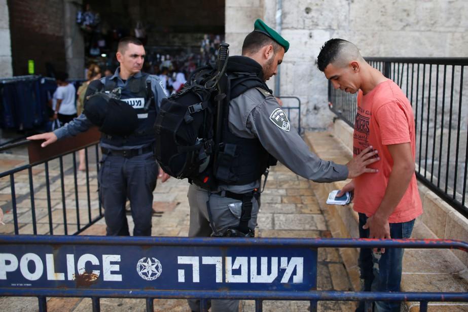 La plupart des Palestiniens tués sont des auteurs... (AFP)